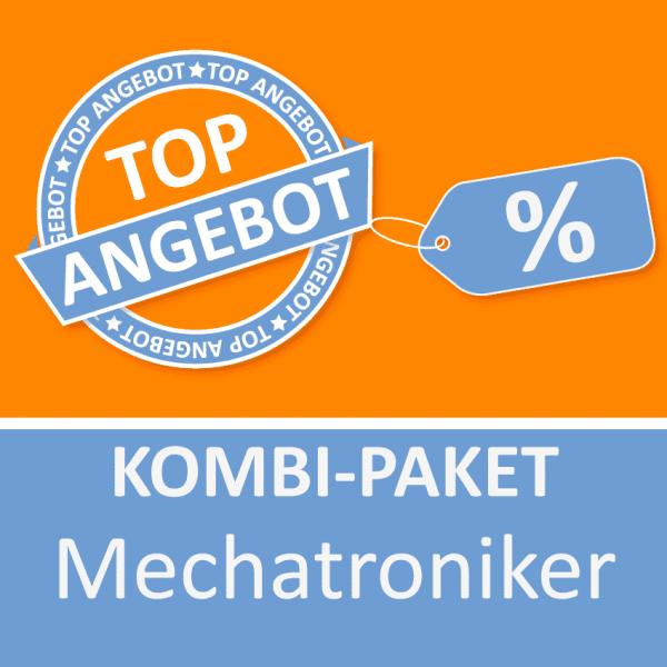 Kombi-Paket Mechatroniker - Lernkarten