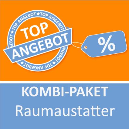 Kombi-Paket Raumausstatter - Lernkarten