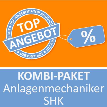 Kombi-Paket Anlagenmechaniker SHK - Lernkarten