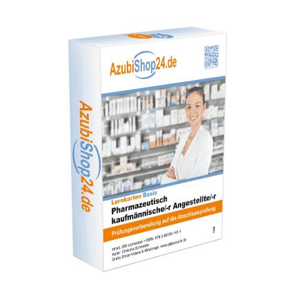 Pharmazeutisch-kaufmännische Angestellte (PKA) Lernkarten