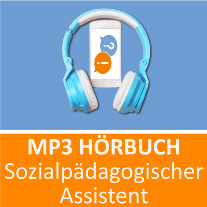 Sozialpädagogischer Assistent Hörbuch