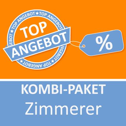 Kombi-Paket Zimmerer - Lernkarten