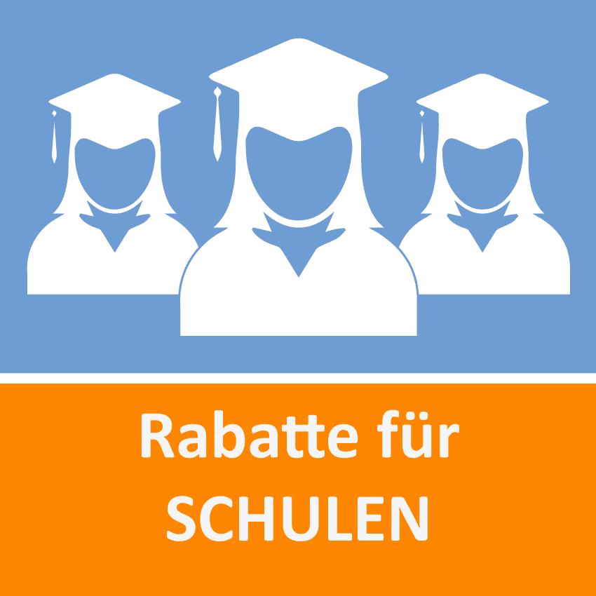 Rabatte für Schulen