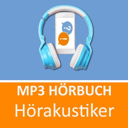 Hörakustiker Hörbuch