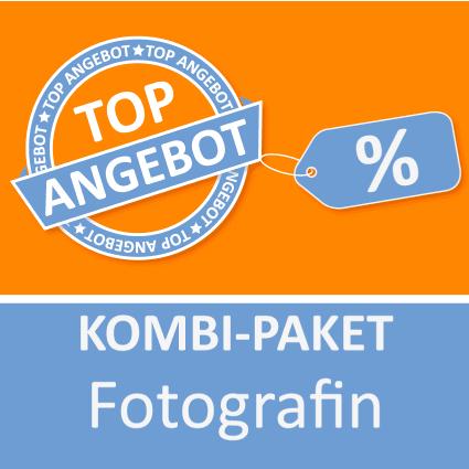 Kombi-Paket Fotograf - Lernkarten