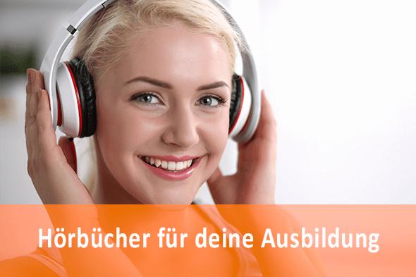 MP3-Hörbücher passend für die Ausbildung