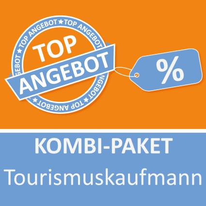 Kombi-Paket Tourismuskaufmann - Lernkarten