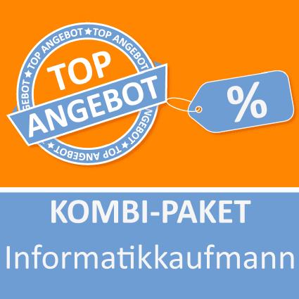 Kombi-Paket Informatikkaufmann - Lernkarten