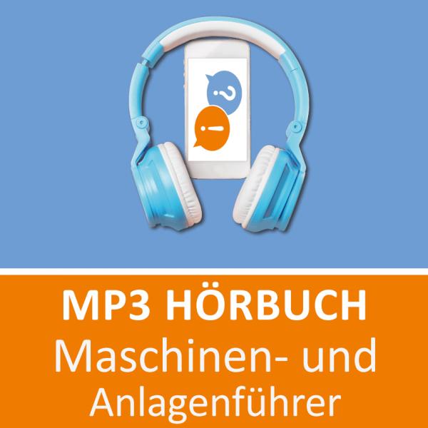 MP3 Hörbuch Maschinen- und Anlagenführer - Download