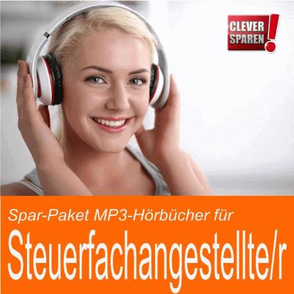 Spar-Paket MP3 Hörbücher Steuerfachangestellter - Downloadprodukt