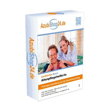 Altenpflegehelfer Lernkarten für die Prüfungsvorbereitung