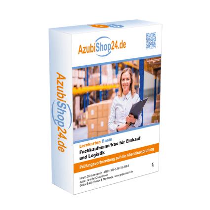 Fachkauffrau für Einkauf und Logistik Lernkarten