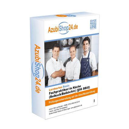 Fachpraktikerin Küche Lernkarten (Beikoch)