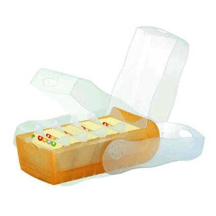 Karteibox Lernkarten Croco Box