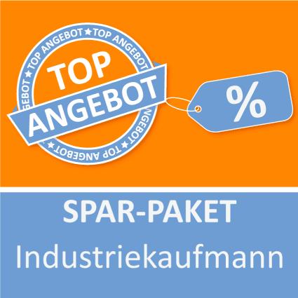 Spar-Paket Industriekaufmann - Lernkarten