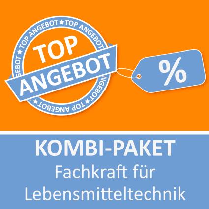 Kombi-Paket Fachkraft für Lebensmitteltechnik - Lernkarten
