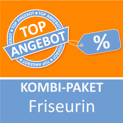 Kombi-Paket Friseur - Lernkarten