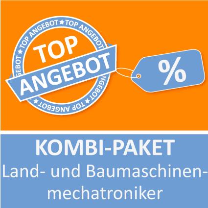 Kombi-Paket Land- und Baumaschinenmechatroniker - Lernkarten