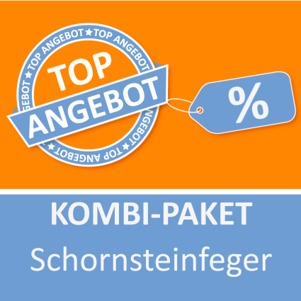 Kombi-Paket Schornsteinfeger - Lernkarten