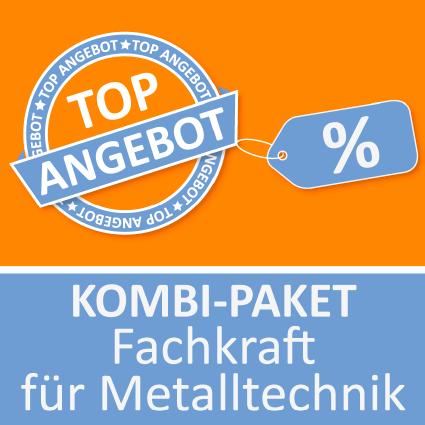 Kombi-Paket Fachkraft für Metalltechnik - Lernkarten