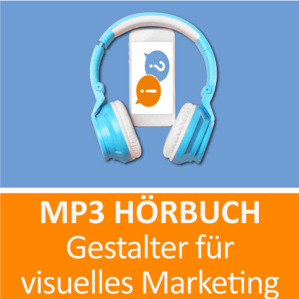 Gestalter für visuelles Marketing Hörbuch