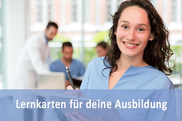 Lernkarten Medizinischer Fachangestellter für die Prüfungsvorbereitung