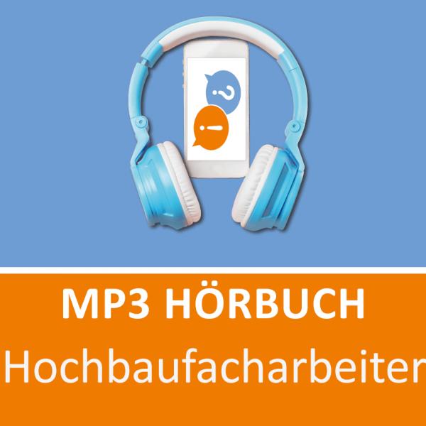 MP3 Hörbuch Hochbaufacharbeiter - Download