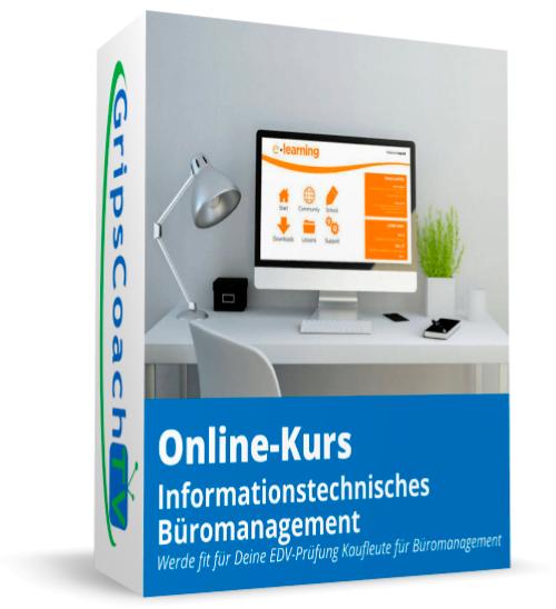 Prüfungsvorbereitung Büromanagement Teil 1