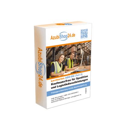 ADD-ON Kaufmann für Spedition und Logistik - Verkehrsträger Lernkarten