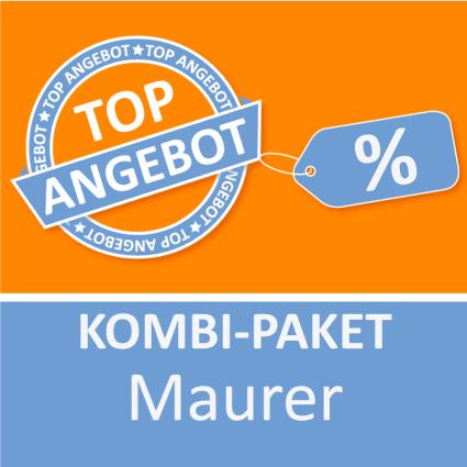 Kombi-Paket Maurer - Lernkarten