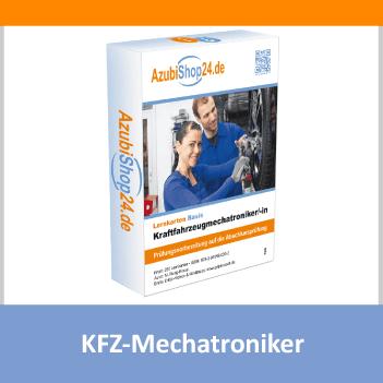 Lernkarten Kraftfahrzeugmechatroniker KFZ