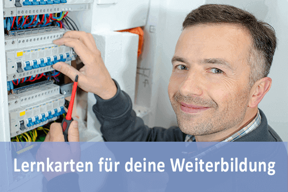 Lernkarten Industriemeister Elektrotechnik Prüfungsvorbereitung