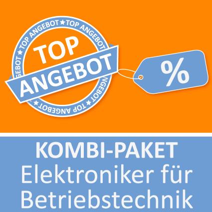 Kombi-Paket Elektroniker für Betriebstechnik - Lernkarten