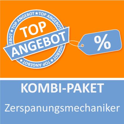 Kombi-Paket Zerspanungsmechaniker - Lernkarten