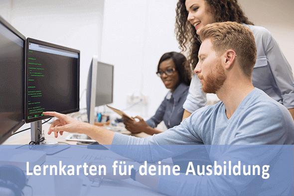 Lernkarten IT-Systemkaufmann Prüfungsvorbereitung