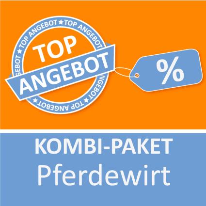 Kombi-Paket Pferdewirt - Lernkarten