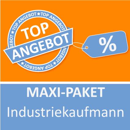 Maxi-Paket Industriekaufmann - Lernkarten