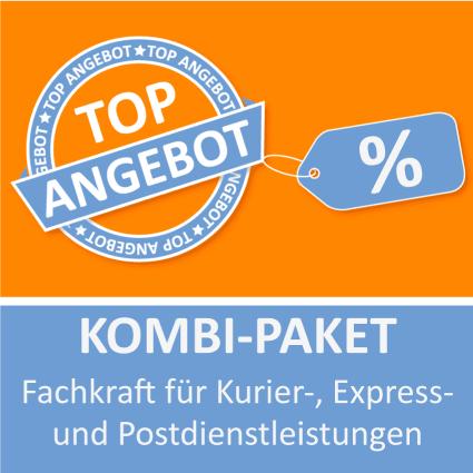 Kombi-Paket Fachkraft für Kurier‐, Express‐ und Postdienstleistungen - Lernkarten