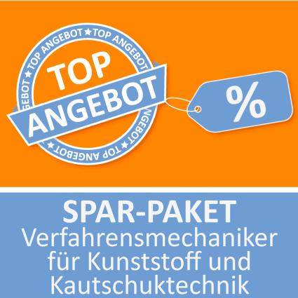 Spar-Paket Verfahrensmechaniker für Kunststoff- und Kautschuktechnik - Lernkarten