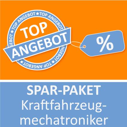 Spar-Paket Kraftfahrzeugmechatroniker - Lernkarten