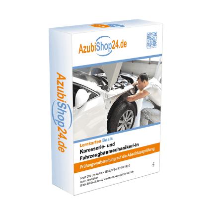 Karosserie- und Fahrzeugbaumechaniker Lernkarten
