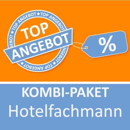 Kombi-Paket Hotelfachmann - Lernkarten
