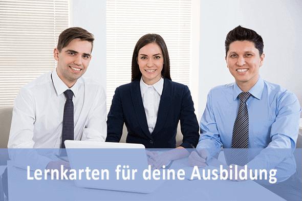 Lernkarten Rechtsanwalts- und Notarfachangestellter für die Prüfungsvorbereitung