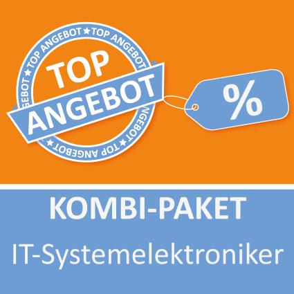Kombi-Paket IT System Elektroniker - Lernkarten