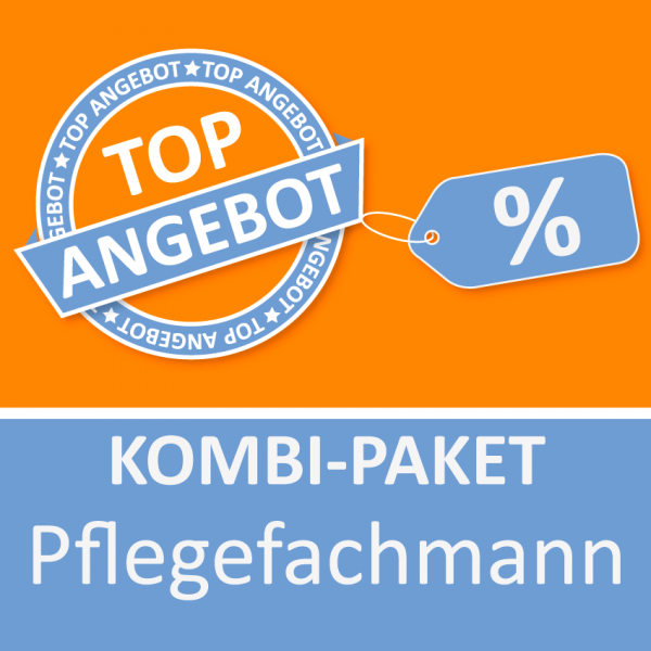 Kombi-Paket Pflegefachmann