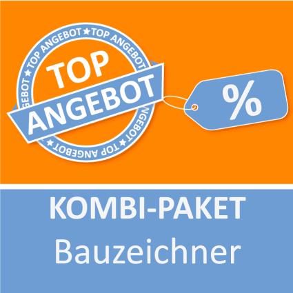Kombi-Paket Bauzeichner - Lernkarten