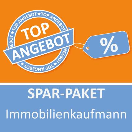 Spar-Paket Immobilienkaufmann - Lernkarten