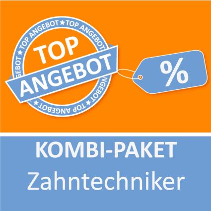 Kombi-Paket Zahntechniker - Lernkarten