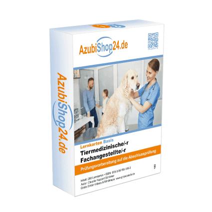 Tiermedizinischer Fachangestellter Lernkarten
