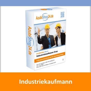 Lernkarten Industriekaufmann